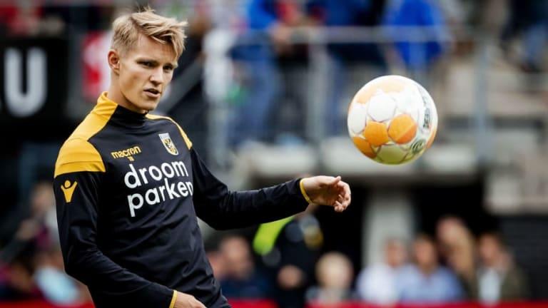 El Ajax le ofrecería 20 millones de euros al Real Madrid por Odegaard