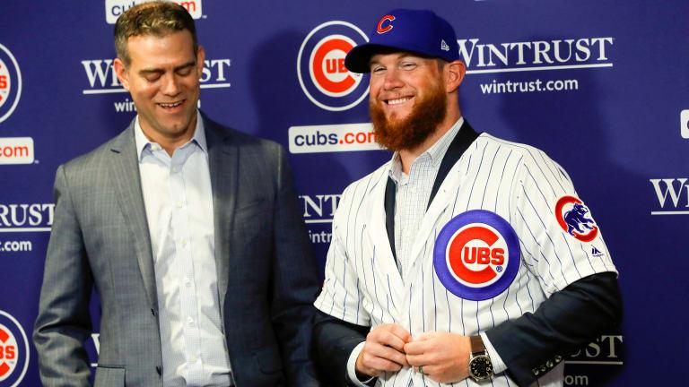 Craig Kimbrel Earns Save in Cubs Debut vs. Former Team Braves