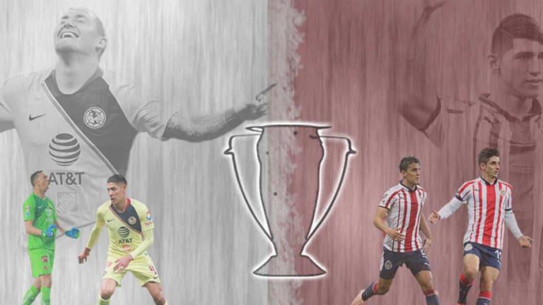 Copa MX   Horario, transmisión de TV y posibles alineaciones del Clásico Nacional
