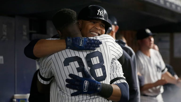 Stock Ticker: Expect Edwin Encarnacion to Rise in the Heart of Yankees' Lineup