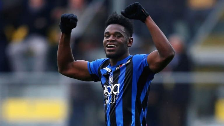 West Ham See €40m Bid for On-Loan Atalanta Striker Duvan Zapata Rejected