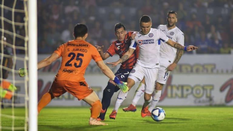 Lo bueno, lo malo y lo feo que se vio del partido entre Veracruz y Cruz Azul