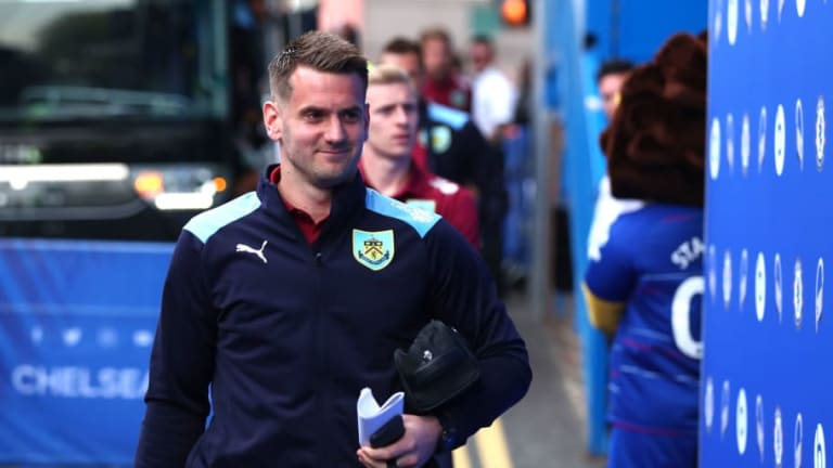 Aston Villa Set to Sign Tom Heaton From Burnley After Agreeing £8m Deal