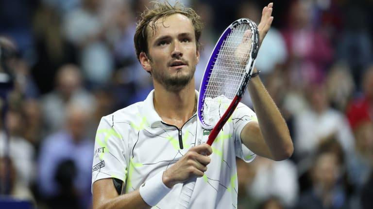 After Reaching U.S. Open Final, Can Daniil Medvedev Disrupt Big Three's Dominance?