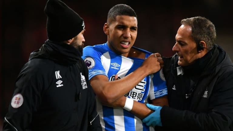 Abdelhamid Sabiri Makes Long Awaited Huddersfield Return From Injury in Development Game
