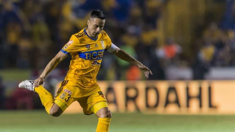 Hijo de Juninho hace pretemporada con Tigres