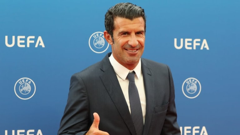 Luis Figo Reveals Key Difference Between Real Madrid & Barcelona Fans