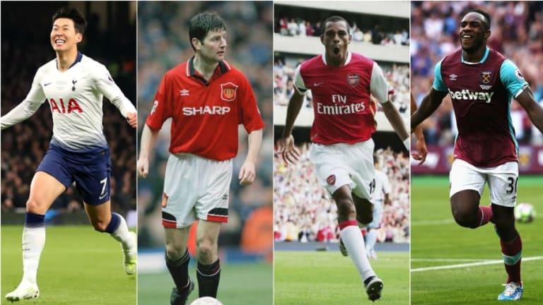 Tottenham Stadium: Every Top Flight Club's First Premier League Goalscorer at Their Current Ground