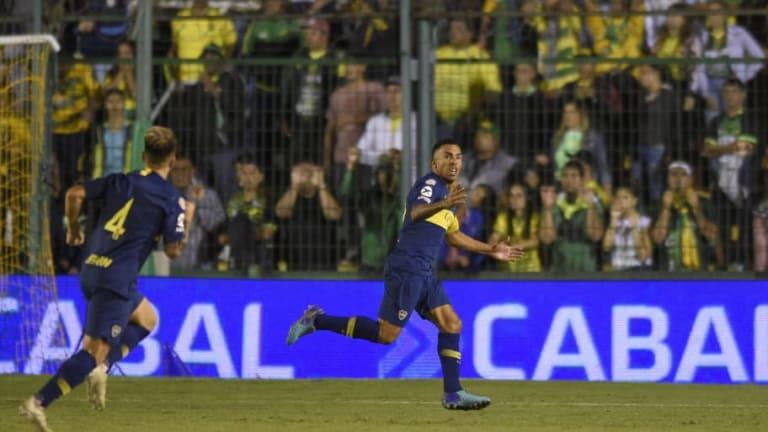 Defensa y Justicia 0-1 Boca Juniors | El unoxuno del Xeneize que dejó a Racing como único puntero