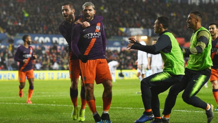 Swansea 2-3 Man City: Report, Ratings & Reaction as Streaky Citizens Edge Through in FA Cup Thriller