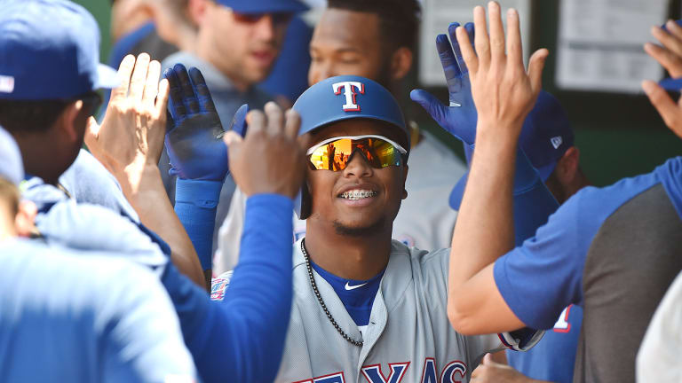 Willie Calhoun Worth a Gamble in Fantasy Leagues