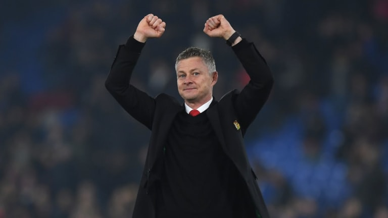Ole Gunnar Solskjaer Names Man Utd Legend as Template for Wednesday Night Debutant James Garner
