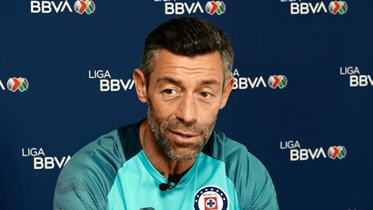 "Pedro Caixinha: ""Va a haber una sorpresa el día jueves"""
