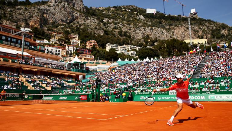 Nadal, Djokovic Reach Quarters at Monte Carlo Masters