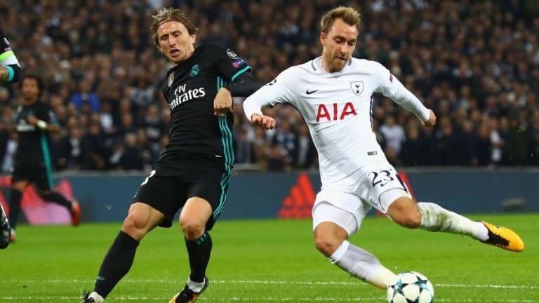Christian Eriksen suena cada vez más fuerte en los planes del Real Madrid