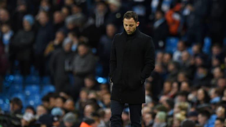 Schalke Sack Manager Domenico Tedesco Following Dismal Champions League Exit