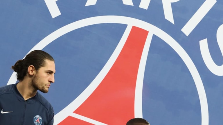 PSG Midfielder Adrien Rabiot 'Turns Down' Spurs Offer as Liverpool & Chelsea Monitor Situation