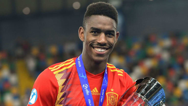 Barcelona Lodge Final Player Plus Cash Offer for Real Betis' Junior Firpo Before Turning to Plan B