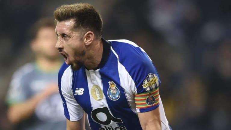 Héctor Herrera no irá convocado con México para la próxima fecha FIFA