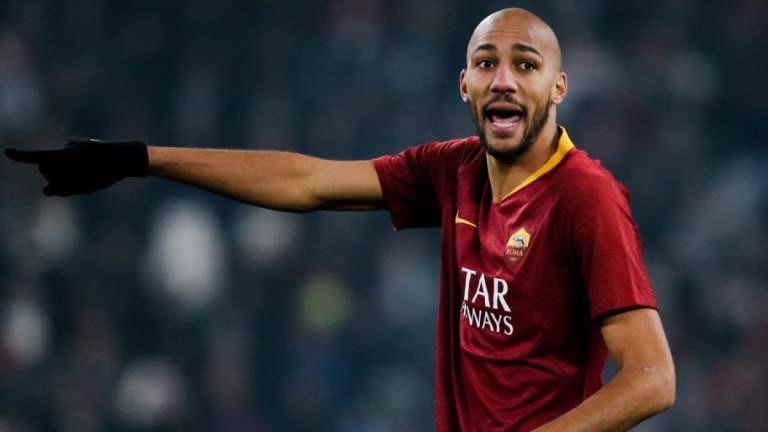 Arsenal Linked With Roma's Steven Nzonzi as Monchi Technical Director Rumours Grow