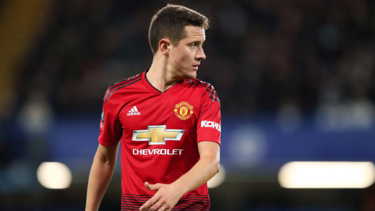 Ole Gunnar Solskjaer Suggests Ander Herrera Has Made Himself Undroppable Since Man Utd Appointment
