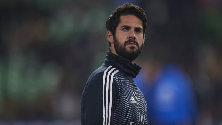 Isco dejó la concentración cuando se enteró que no estaba convocado para enfrentar al Ajax
