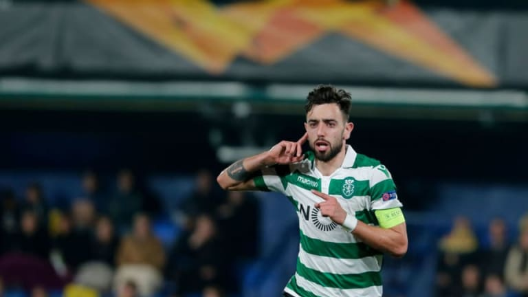 Man Utd 'Convinced' to Sign Sporting CP's Bruno Fernandes After Sending Scouts to Watch Midfielder
