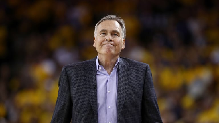 Report: Mike D'Antoni Ends Contract Extension Talks With Rockets