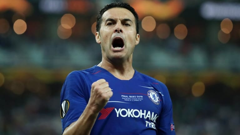 Pedro Reveals Desire to Sign New Chelsea Contract & Compete in the Champions League