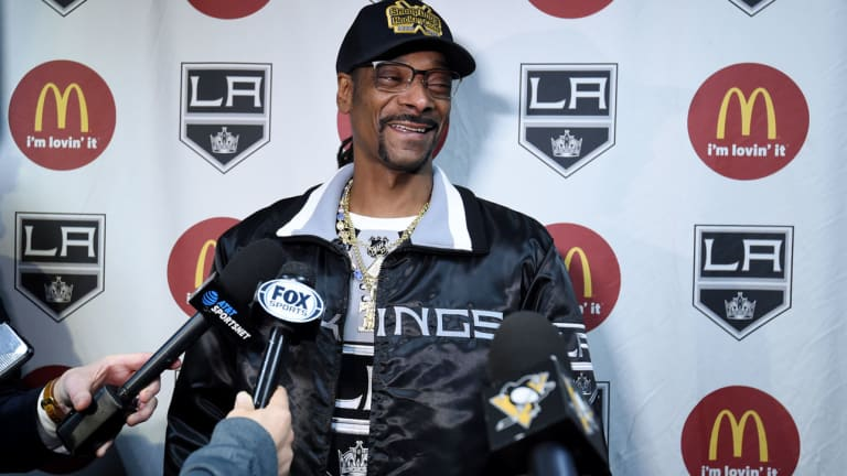 Traina Thoughts: Doc Emrick Has Competition Because Snoop Dogg Is An Awesome NHL Broadcaster