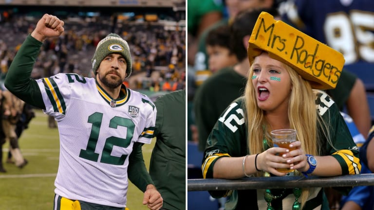 Thursday's Hot Clicks: Aaron Rodgers Wants Packers to Slash Beer Prices for Rowdier Fans