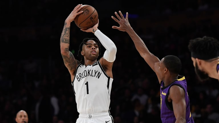 Could D'Angelo Russell Return to the Lakers? | Open Floor Podcast