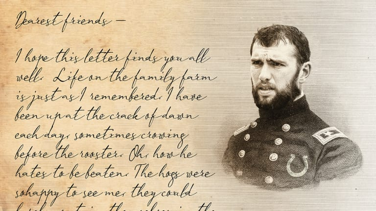 Capt. Andrew Luck Bids Farewell to His Unit