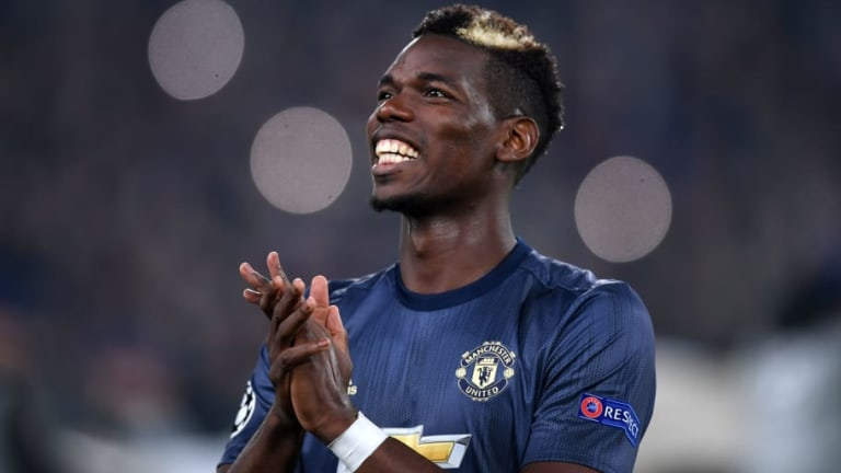 Video: Paul Pogba Drops Jaws With Incredible, Nonchalant Ball Control Midway Through Interview