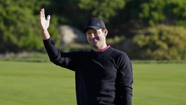 Tony Romo to Play in PGA Tour's AT&T Byron Nelson Tournament
