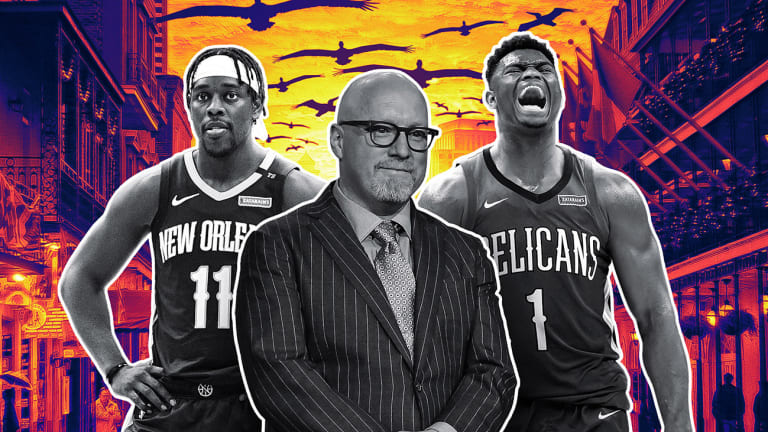 How David Griffin Rebuilt the Pelicans and His World