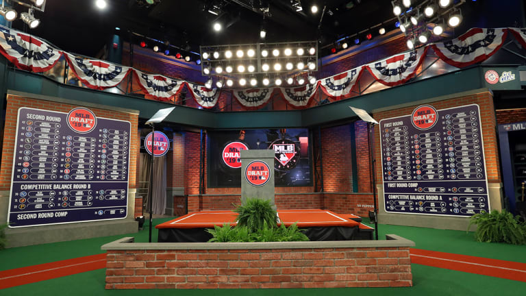 The Problem With the MLB Draft