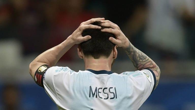 Ver a Messi en la Copa América es más barato que la Copa Oro