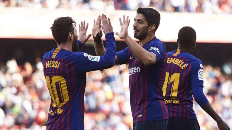 Semana de Clásicos, semana clave para el Barcelona