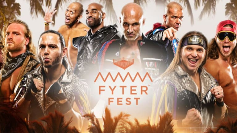 How to Watch AEW Fyter Fest: Live Stream, Match Card, Start Time