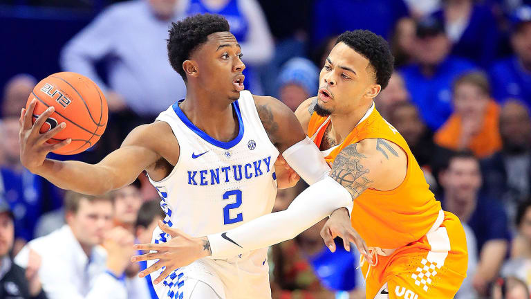 SEC Offseason Report: Power Rankings and Burning Questions for 2019-20
