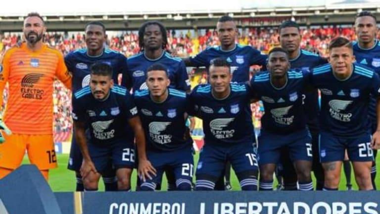 Posible once titular de Emelec para el debut en la Copa Libertadores
