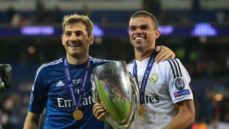 """Lo primero que le dijo Pepe a Casillas tras fichar por el Oporto: """"¿Sabes hablar portugués?"""""""