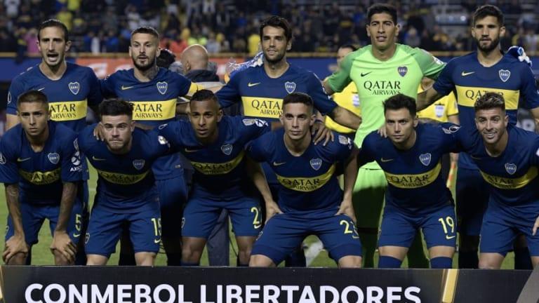 Boca 2-1 Paranaense | El unoxuno del Xeneize que terminó primero en el grupo