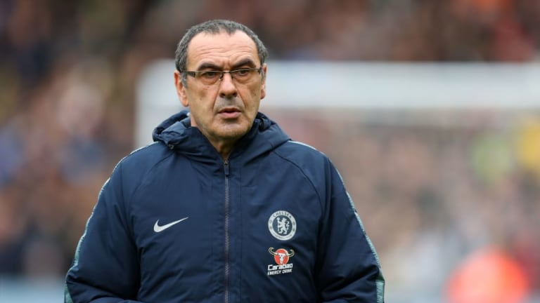 Maurizio Sarri Insists Kepa Debacle Was 'Good for the Group' as Top Four Race Heats Up