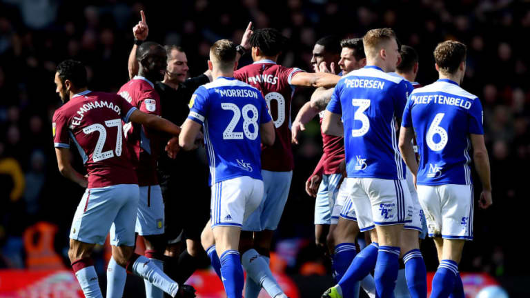 Birmingham City & Aston Villa Charged by FA for Failing to Control Players in Derby Clash