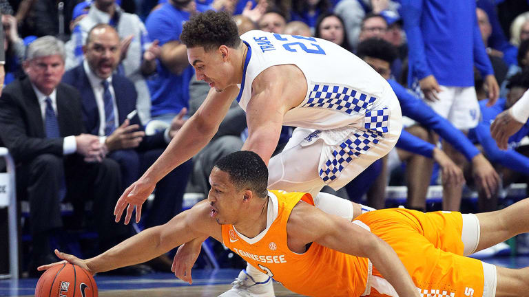 Bracket Watch: Can SEC Contenders Push Tennessee on the Top Line?
