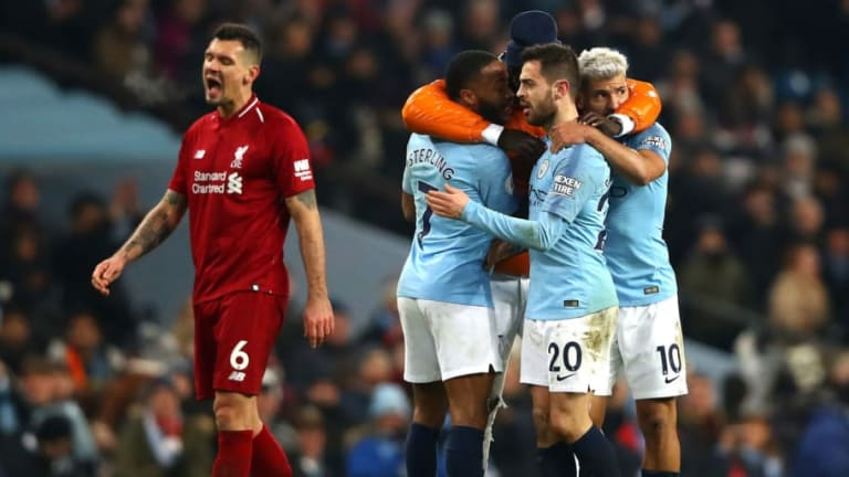 Michael Owen Claims Man City Have Trickier Premier League Title Run In Than Liverpool