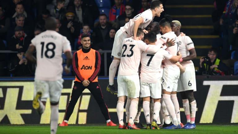 Crystal Palace 1-3 Man Utd: Report, Ratings & Reaction as Lukaku Brace Earns Red Devils the Win