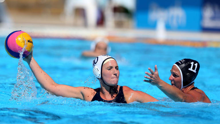 U.S. Water Polo Player Recalls Balcony Collapse: 'We Are the Lucky Ones'